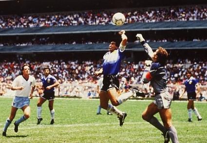 28 години от двата легендарни гола на Марадона срещу Англия (видео)