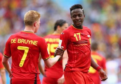 Нова късна драма и нов гол на резерва пратиха Белгия в следващата фаза на Мондиал 2014 (видео+галерии)