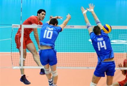 Иран отново удари резервите на Италия