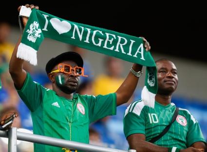 Най-лудата футболна нация – Нигерия?