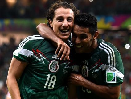 Мексико отказа Хърватия въпреки рефера, за да продължи напред (видео+галерии)