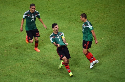 Рафаел Маркес е №1 на Хърватия - Мексико