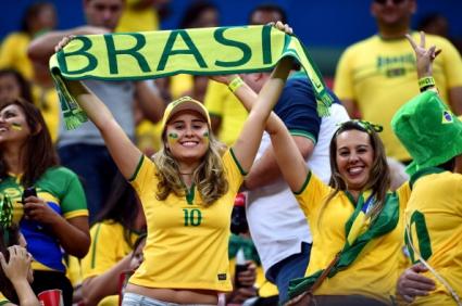 Карнавал в Рио след успеха на Бразилия