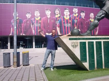Треньорите на Локо Пд възхитени от видяното в ДЮШ на Барселона