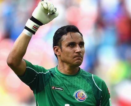 Вратарят на Коста Рика e Играч на мача срещу Англия