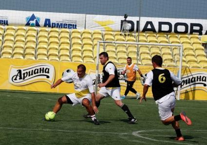 """Големият финал на """"Ариана Аматьорска лига"""" ще е в Русе на 11-13 юли"""