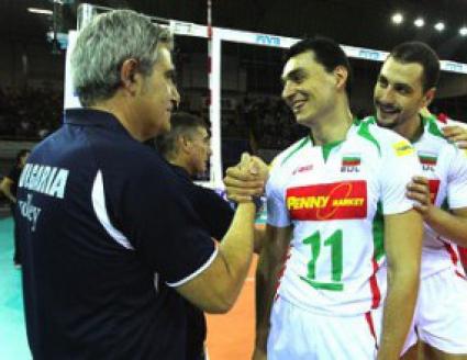 Владо Николов пак с националната фланелка?