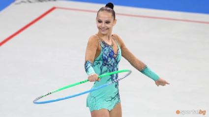 Турнир по художествена гимнастика в Бургас