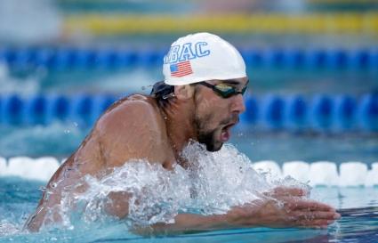 Фелпс сключи договор с нова плувна компания