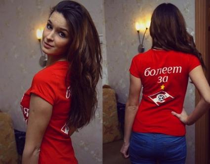 Мис Спартак отказала да се съблича в Казан