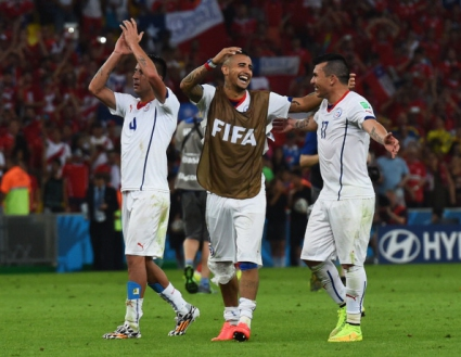 Селекционерът на Чили разкри какво спира трансфера на Видал в Ман Юнайтед