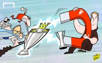 Загрейте за Висшата лига с това забавно анимационно клипче (видео)