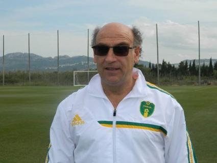 Мавританската футболна асоциация уволни селекционера на националния отбор