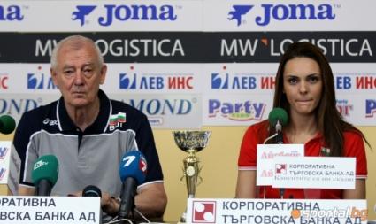 Диана Ненова: Вярваме, че можем да играем на високо ниво