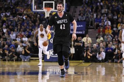 Yahoo! Sports: Кевин Лав отива в Кливланд за пет години