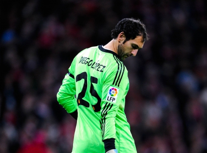 Диего Лопес сменя Реал с друг световен гранд