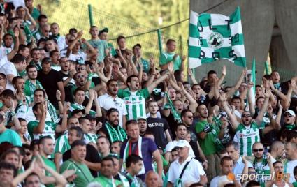 Феновете на Берое организират шествие преди мача с Левски