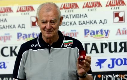 Владимир Кузюткин: Големите победи на България тепърва предстоят