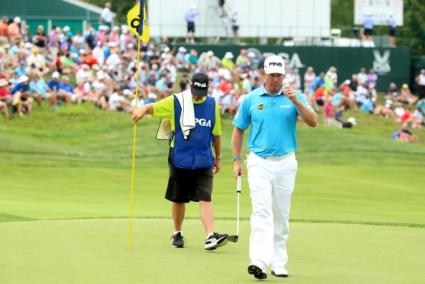 Трима на върха след откриващия ден на PGA Championship