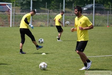 Хамза: Лудогорец обича офанзивния футбол