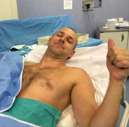 Алексей Вербов бе опериран успешно
