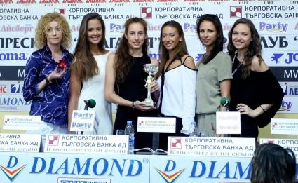 Илиана Раева: Най-важното е, че за пореден път момичетата доказаха класата си