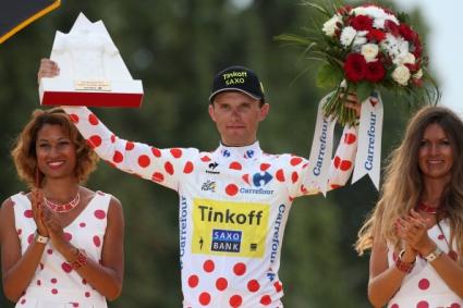 Рафал Майка спечели колоездачната обиколка на Полша