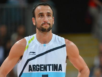 Ману Джинобили призна: Вече няма да играя за Аржентина