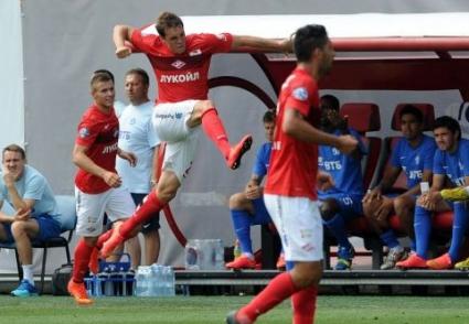 Динамо с Манолев загуби най-старото московско дерби (видео)