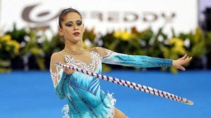 Невяна Владинова 4-а на обръч и 6-а на бухалки, Яна Кудрявцева с 4 златни медала