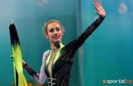 Михаела Маевска: Много сме доволни от състезанието
