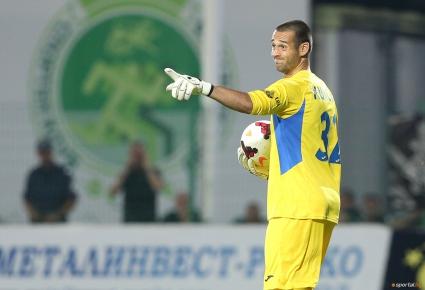 Защитник на Левски защити грешника Стефано Кунчев
