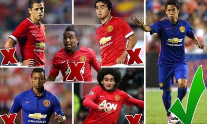 Ван Гаал казал на седмина от Ман Юнайтед, че няма да разчита на тях - вижте имената