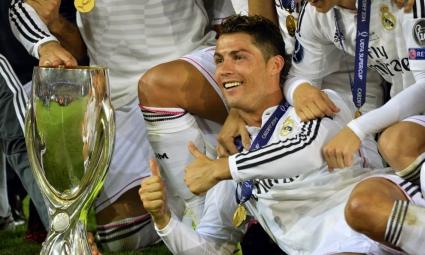 Супершампионът е Реал след шоу на Роналдо (видео + галерия)