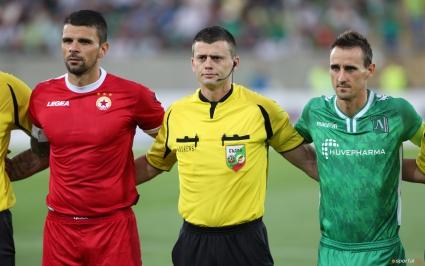 Вальо Илиев за Стяуа - Лудогорец: Първият мач в Букурещ е много важен