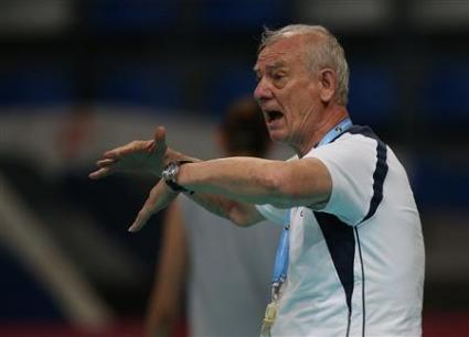 Владимир Кузюткин: Трябва да се опитаме да се сравняваме с трите най-добри отбора в света