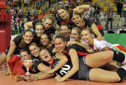 Белгия спечели втора дивизия и се класира за финалите на Гран При