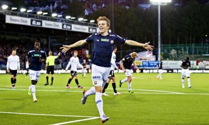 15-годишен пред дебют за националния отбор на Норвегия