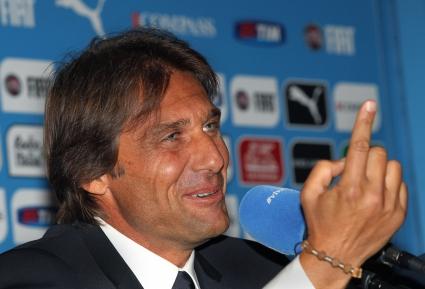 Конте: Между отличен футболист и нормален мъж и нормален футболист и истински мъж избирам второто