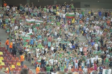 Стяуа топи Лудогорец пред УЕФА