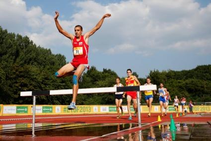 Иво Балабанов се класира за финала в бягането на 2000 метра стипълчейз
