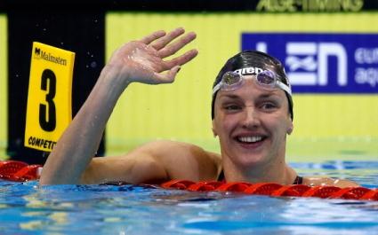 Катинка Хосшу стана европейска шампионка на 200 метра съчетано плуване