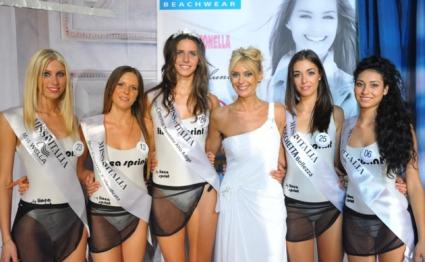Волейболистка ще спори за Мис Италия 2014