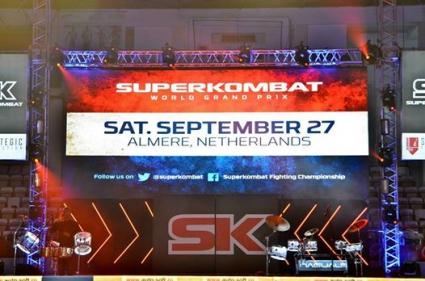 Нов турнир на Суперкомбат на 27 септември