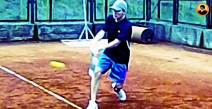 Сензация !!! Рождър Федерер впечтален от български младеж