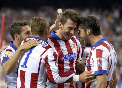 Атлетико е супершампион на Испания, Реал Мадрид преклони глава (видео + галерия)