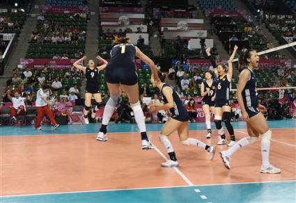Китай с измъчено 3:2 над Турция в Токио