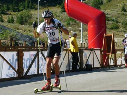 Синапов завърши на 12-и в преследването на световното по летен биатлон