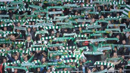 Футболен мач от втора дивизия на Швеция ще се играе пред рекордна публика