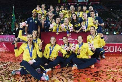 Бразилия с рекордна 10-та титла в Световното Гран При